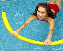 in der kategorie schwimmnudel