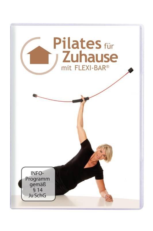 dvd anleitung pilates training f r zuhause flexi bar. Black Bedroom Furniture Sets. Home Design Ideas