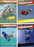 DVD Anleitungen Kiteboarding, Level 1 bis 4, Komplett-Set...