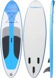 SUP Allround-Board, 10 x 33, mit Tasche, Paddel, Pumpe,...